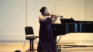 Saki Tanaka Senior Recital 1
