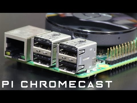 How to use Raspberry Pi as Chromecast Alternative