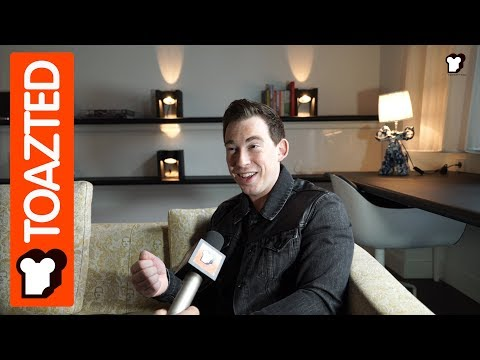Hardwell interview | ADE 2017|  Toazted
