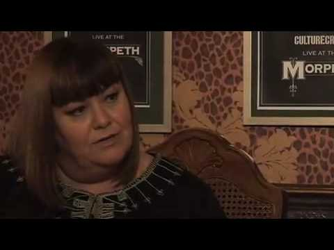Will Gompertz speaks to Dawn French Live at The Morpeth, Part 4 - On Comedians