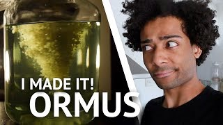 Making Ormus At Home Pt.5 | I Made My Ormus