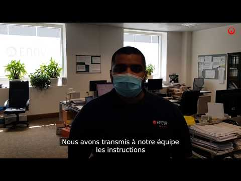 Veolia - Interview de Lijin Joseph, Ingénieur civil, Veolia à Bahrain