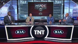 Jazz vs Thunder Game 5 Postgame Talk  Inside The NBA