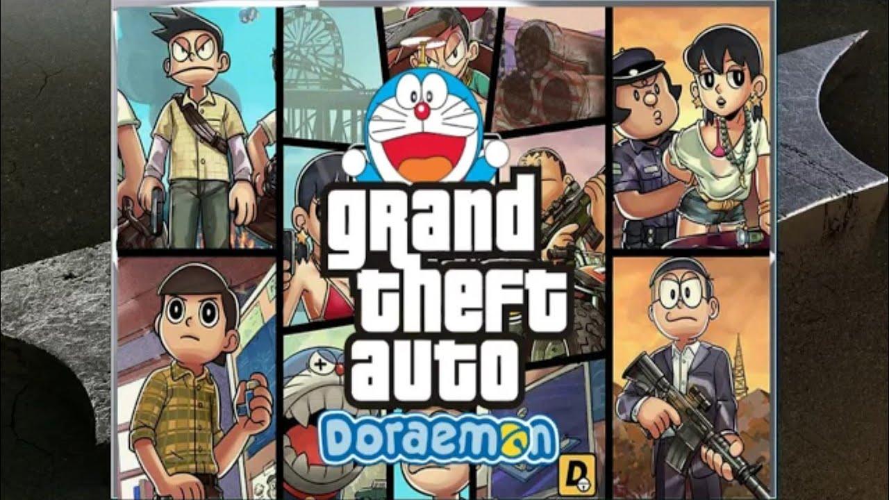 Gta Doraemon First Mission Go Nobita Grand Theft Auto San First Mission Big Smoke Must Watch