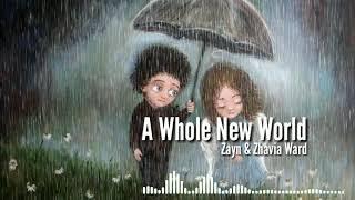 G Music_Lyrics_A Whole New World_Zayn&Zhavia Ward