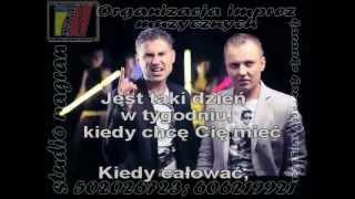 Maxx Dance - Choć skarbie + tekst karaoke lyrics CLUB PRADA Grajewo Wielkanoc 2013