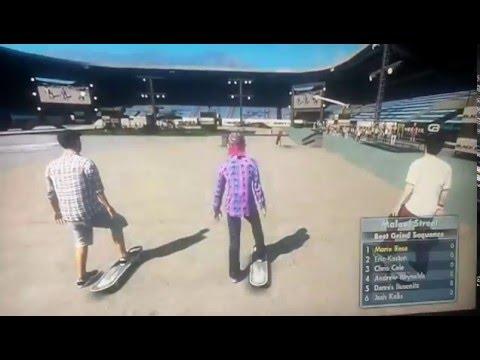 X360 Gaming! Episode 110: Skate 3 (Peralta's Apprentice)