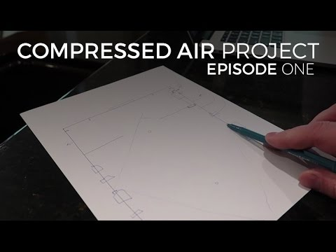 The Compressed Air Project: E1 - Initial Planning