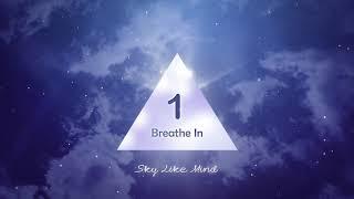 Triangle Breathing Exercise