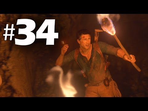 Uncharted 4 A Thief's End Part 34 - Chapter 19 - Gameplay Walkthrough PS4