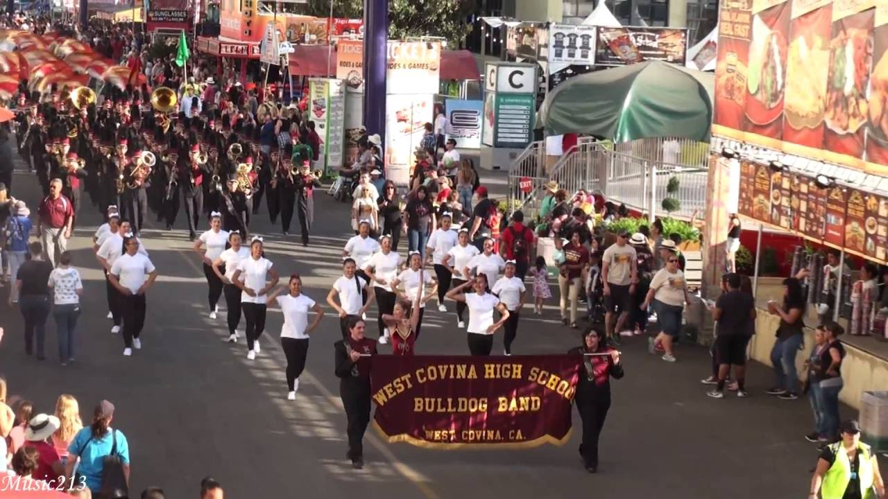 Image result for west covina bulldog band & color guard logo