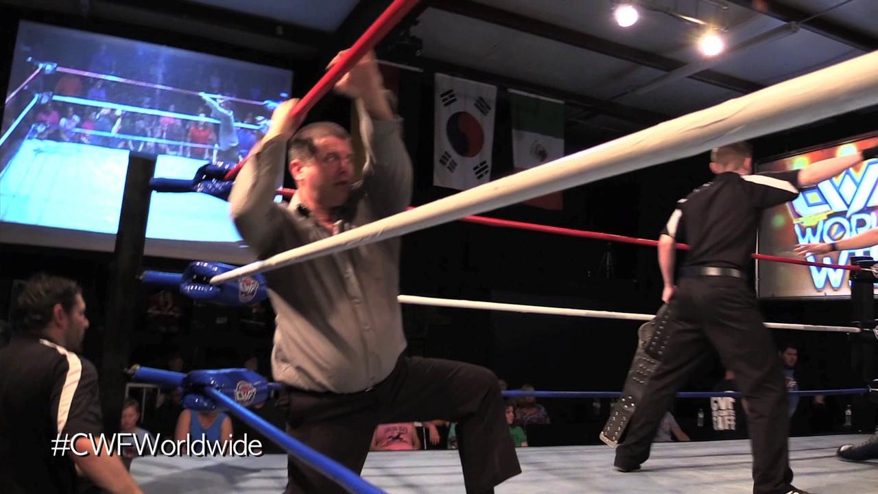 Wrestling Tele 5
