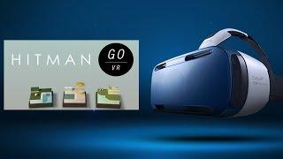 Samsung Gear VR | Hitman Go VR
