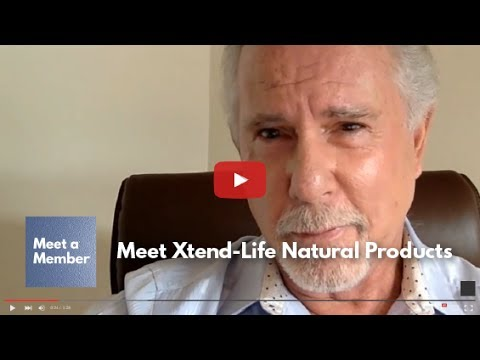 Meet Xtend-Life Natural Products
