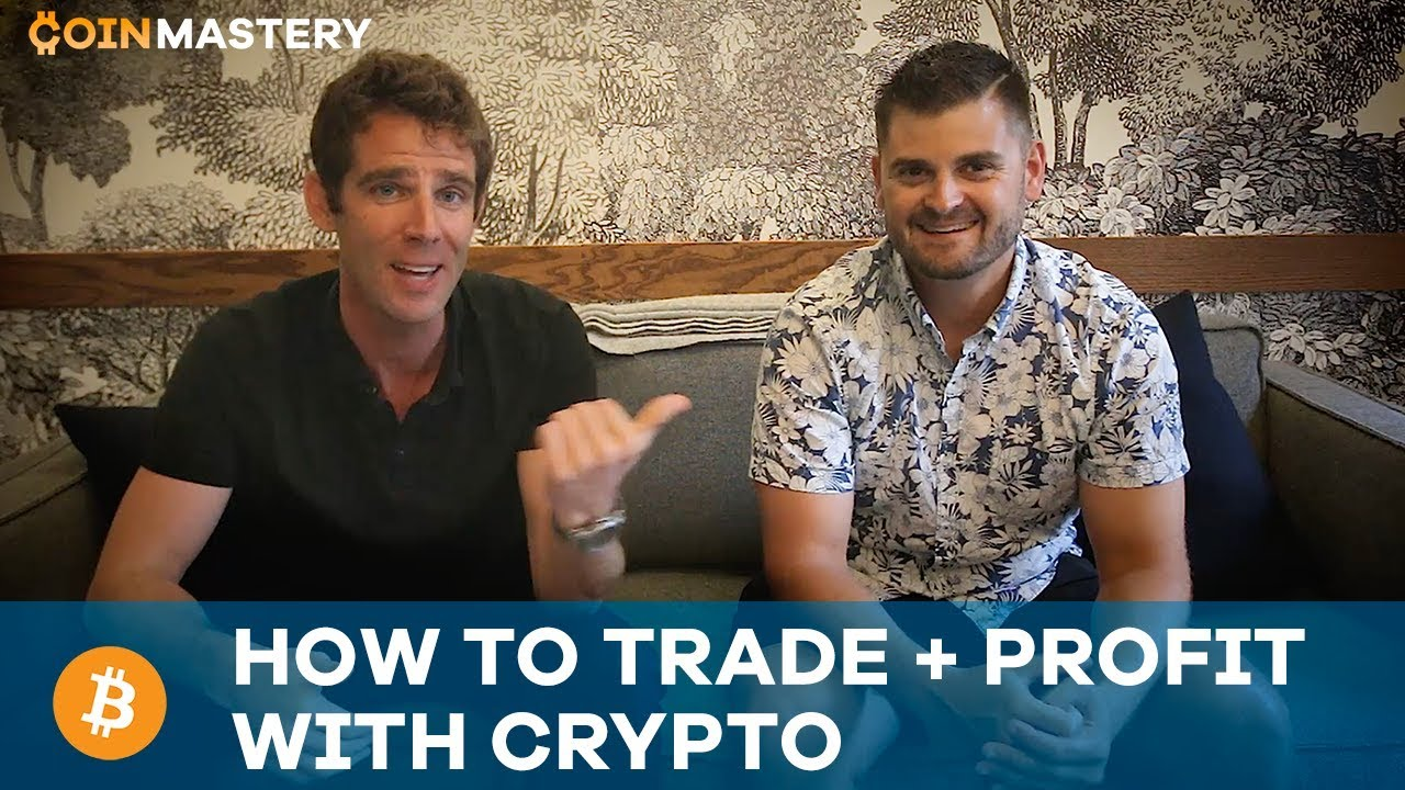 How To Trade Cryptocurrency - Q&A With Chris Dunn
