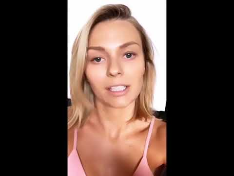 Irina Baeva responde a Geraldine Bazán