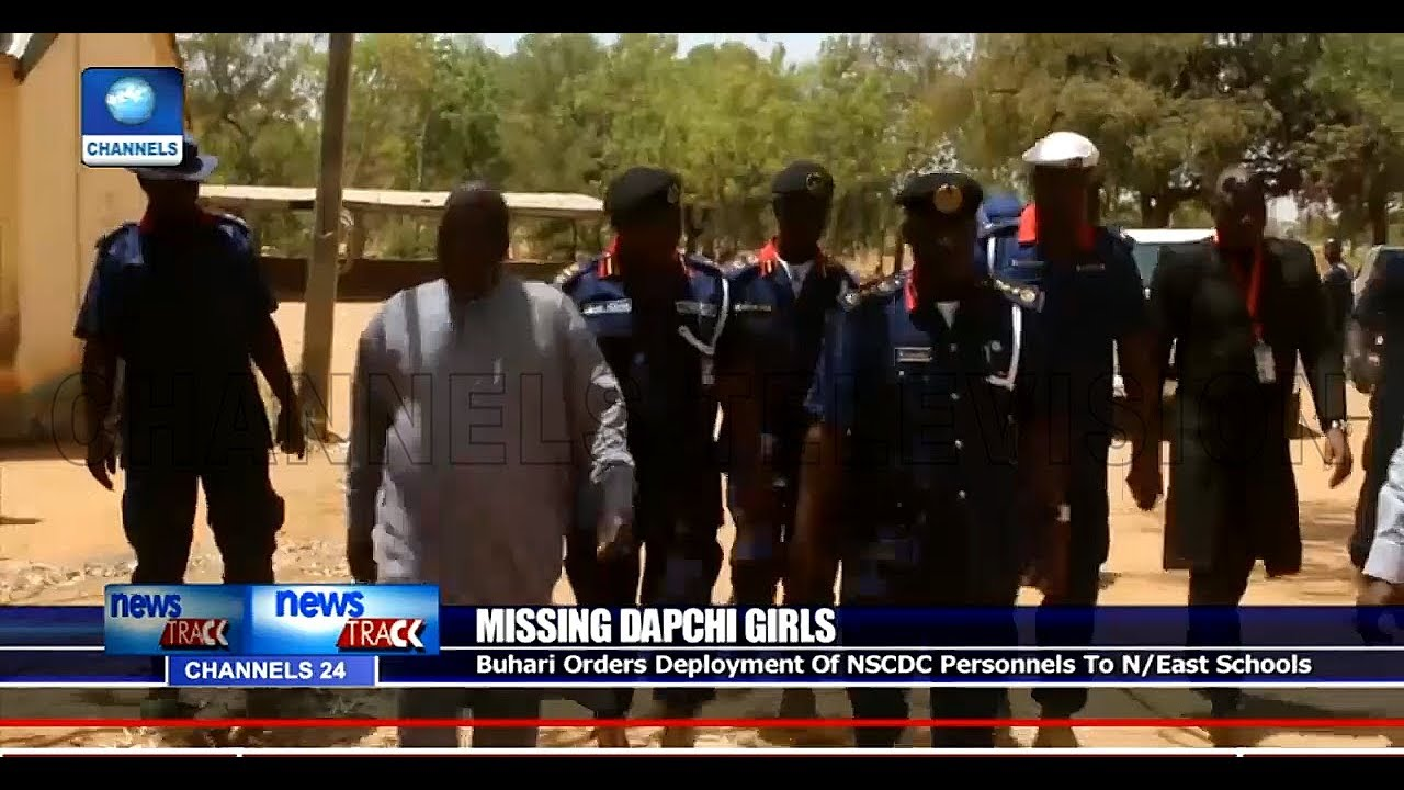 Buhari Orders Deployment Of NSCDC Officials To Northeast