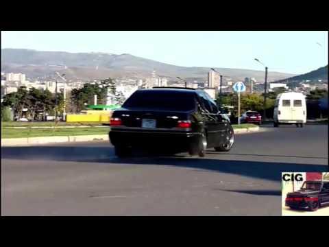Mercedes-Benz W140 S70 V12 AMG (Giorgi Tevzadze)