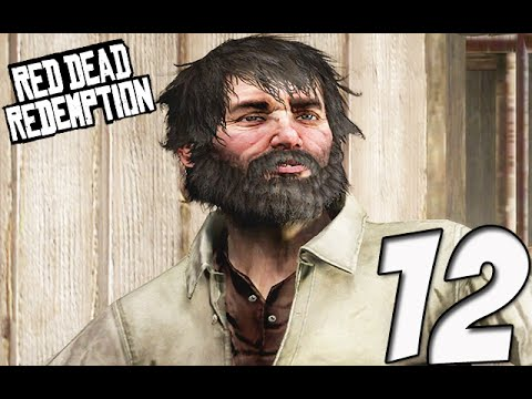 Red Dead Redemption Gameplay | Part 12 - FINALLY!! A MACHINE GUN WOOO (Xbox One)