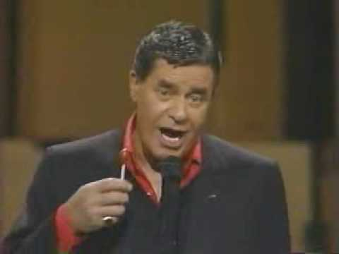 """Comic Relief 1980's """"Jerry Lewis"""" Stand Up Comedy"""