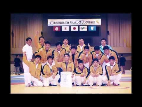 修善寺工業高校レスリング部の軌跡(平成5年~8年)