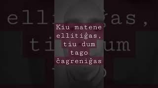 Ellitiĝo kaj bedaŭro - en Esperanto
