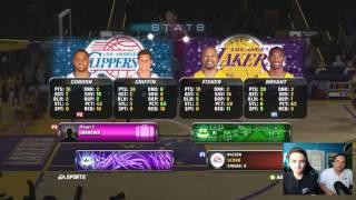 NBA Jam: On Fire Edition [Xbox 360] w/Zachary | Twitch.TV Livestream