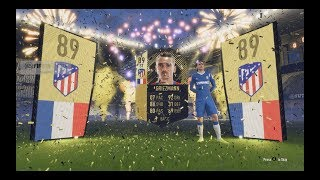 Fifa 18 best 100k pack opening- so many informs and great pulls- #fifa18 packopening