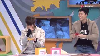 GOT7 Markson moments at ASC