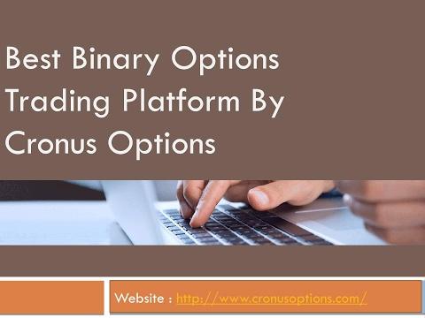 The best binary options platform I FOREX, trading online I