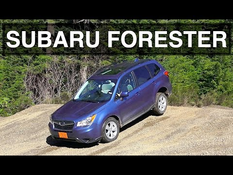 2016 Subaru Forester – Review & Offroad Test Drive