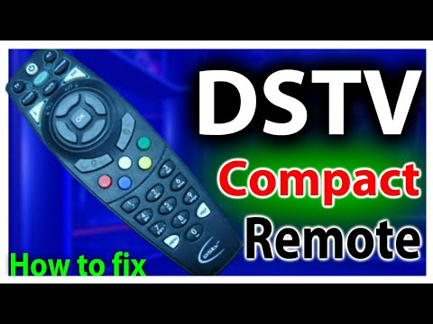 How To Fix A Dstv Explora Remote Doovi