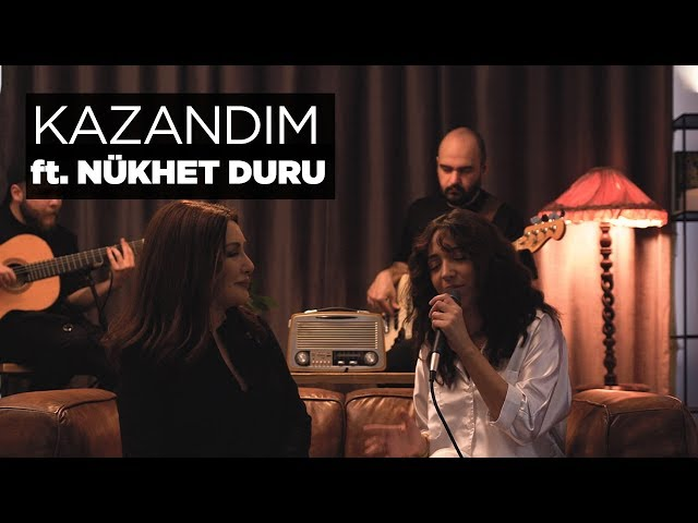 Zeynep Bastık, Nükhet Duru - Kazandım Akustik (Nükhet Duru Cover)