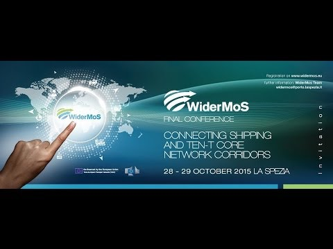 WiderMoS Final Conference - Day 1 - WiderMoS Outcomes - IT Session
