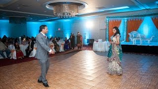 Grand Entrance and First Dance at Renaissance Newark Airport Hotel NJ 2