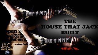 Metallica - The House That Jack Built FULL Guitar Cover