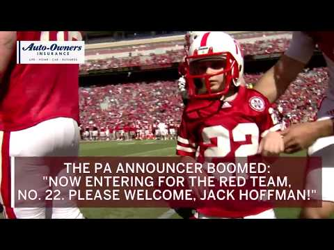 BTN Ten B1G Years: Jack Hoffman TD Run