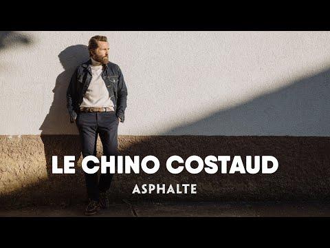 Le Chino Costaud - ASPHALTE