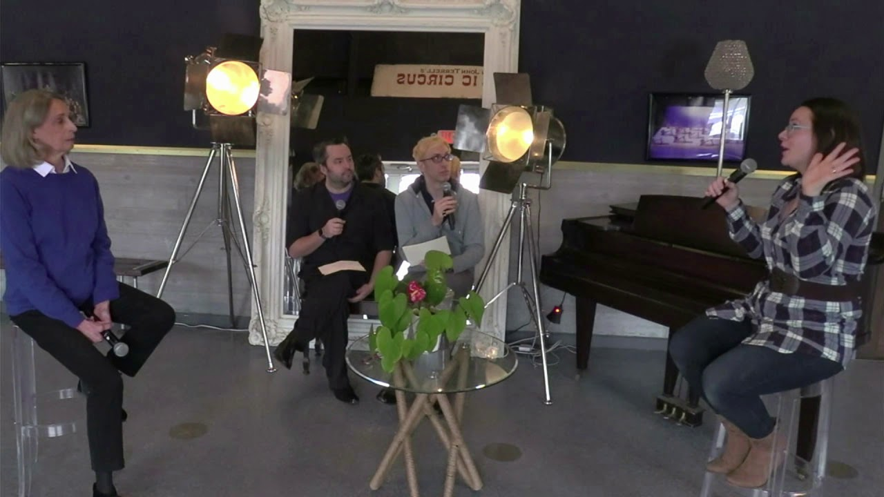 Spotlight on Stage: Joan Hoffman & Jen Fischer