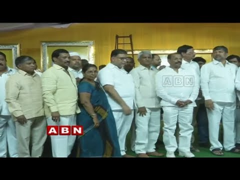 Clashes between TDP and YSRCP Leaders over Special Status