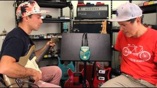 PedalsAndEffects: Danelectro Back Talk Reverse Delay