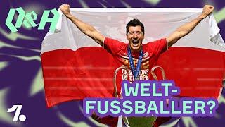 Weltfussballer Lewandowski? Steigt der FC Köln ab? Der perfekte Thiago -Ersatz? OneFootball Q&A