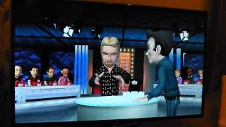 Deal Or No Deal Nintendo Wii Game 1 pt1