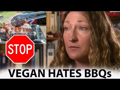 MORNING NEWS - Vegan Sues Neighbors Over Cookouts