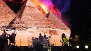 Jamiroquai - Movistar Arena - Santiago, Chile - (17-02-2013) PART 1/3