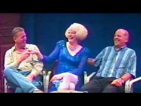 Mayors Peter Clavelle & Daniel L. Stewart, Tom Crowley | 8/14/2001 | Cherie & Yolanda Live!