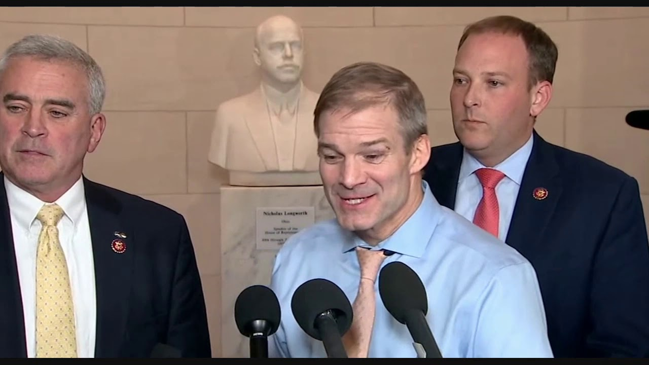 "FOX 10 Phoenix NO BRIBERY! Jim Jordan DEMANDS That The ""Witch Hunt"" Ends For President Tru"