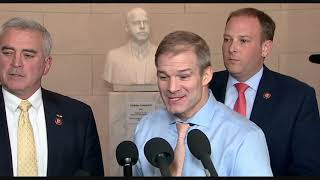"NO BRIBERY! Jim Jordan DEMANDS That The ""Witch Hunt"" Ends For President Trump"