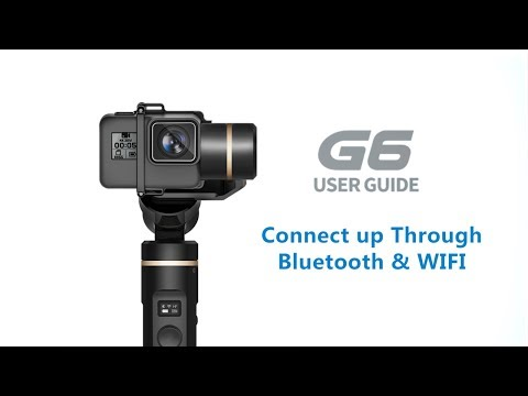 Connect up Phone, G6 and GoPro Through Bluetooth & WIFI丨FeiyuTech Tutorial