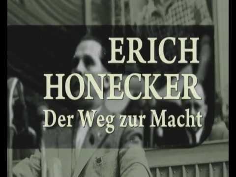 Erich Honecker - Der Weg zur Macht - Geschichte Mitteldeutschlands DVD-Trailer